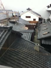 大阪の町屋
